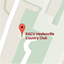 Healesville Country Club location