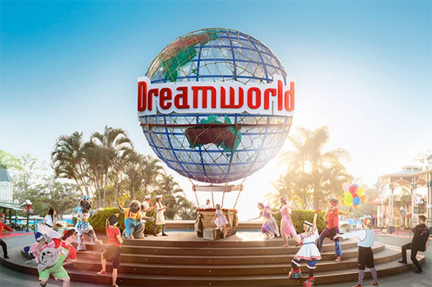 Dreamworld in Queensland