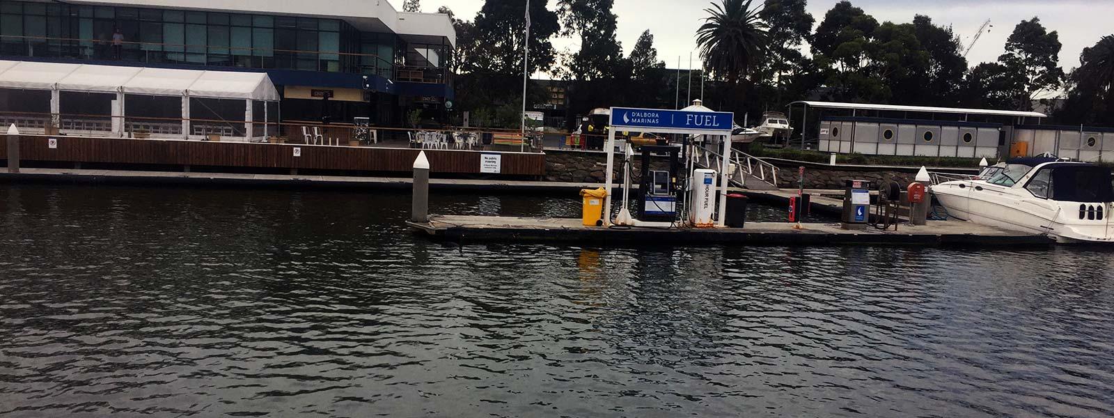 Marine Fuel Docks | Port Phillip Bay & Western Port | RACV
