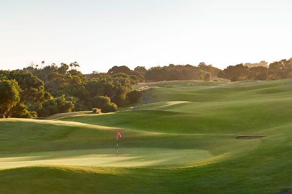 golf the course at racv cape schanck resort. Black Bedroom Furniture Sets. Home Design Ideas