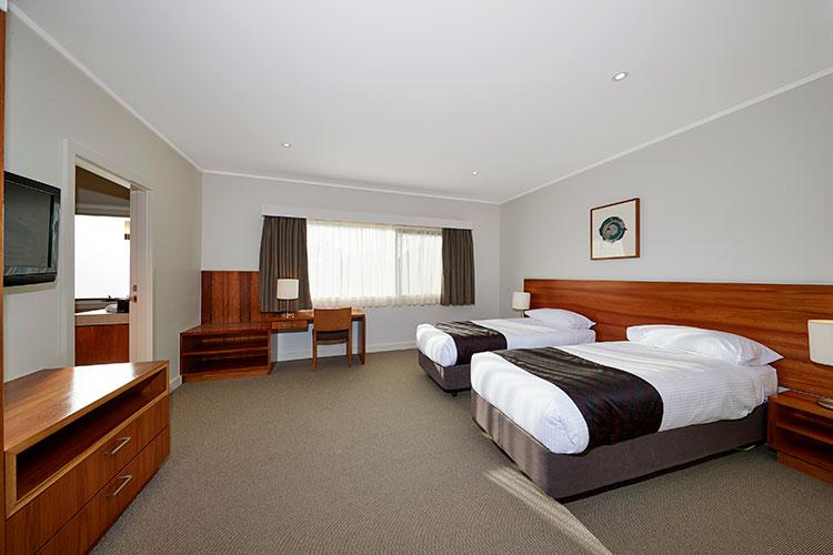 Premium Two Bedroom Ocean Villa At Racv Inverloch Resort