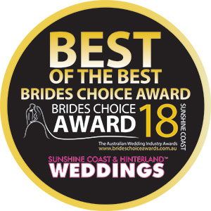 Best of the Brides Choice Award