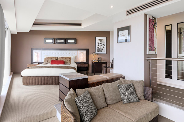 Mountain Spa Suites At Racv Royal Pines Resort