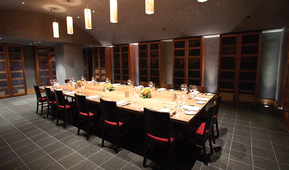 Racv city club food and drink in the melbourne cbd for Best private dining rooms in melbourne