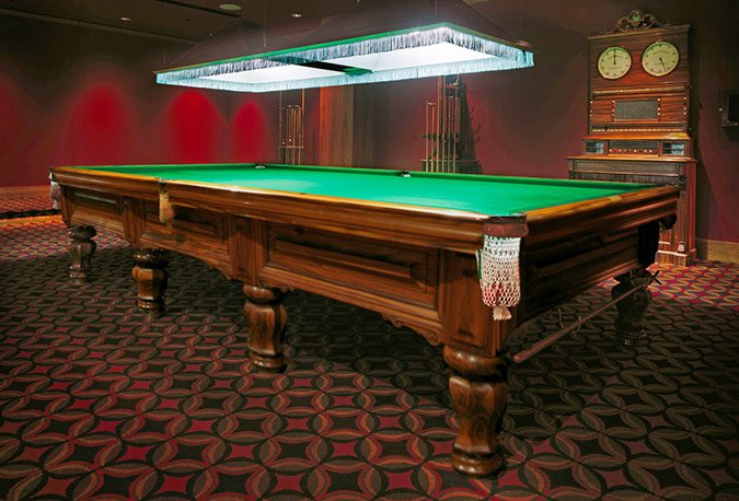 racv city club billiards  u0026 snooker in melbourne cbd